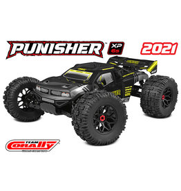 TEAM CORALLY COR00171 1/8 PUNISHER XP 6S RTR