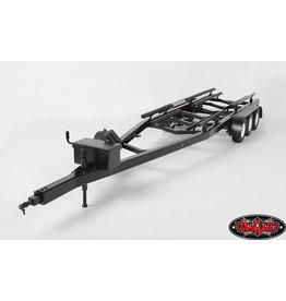 RC4WD RC4ZH0011 BIGDOG 1/10 TRIPLE AXLE SCALE BOAT TRAILER