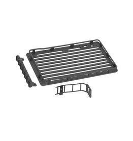 RC4WD RC4VVVC1044 ROOF RACK W/ LIGHT SET & LADDER AXIAL SCX24 1/24