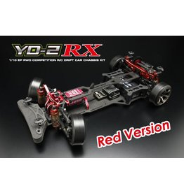 YOKOMO YOKDP-YD2RX-R YD-2RX LIMITED EDITION RWD COMPETION DRIFT KIT RED