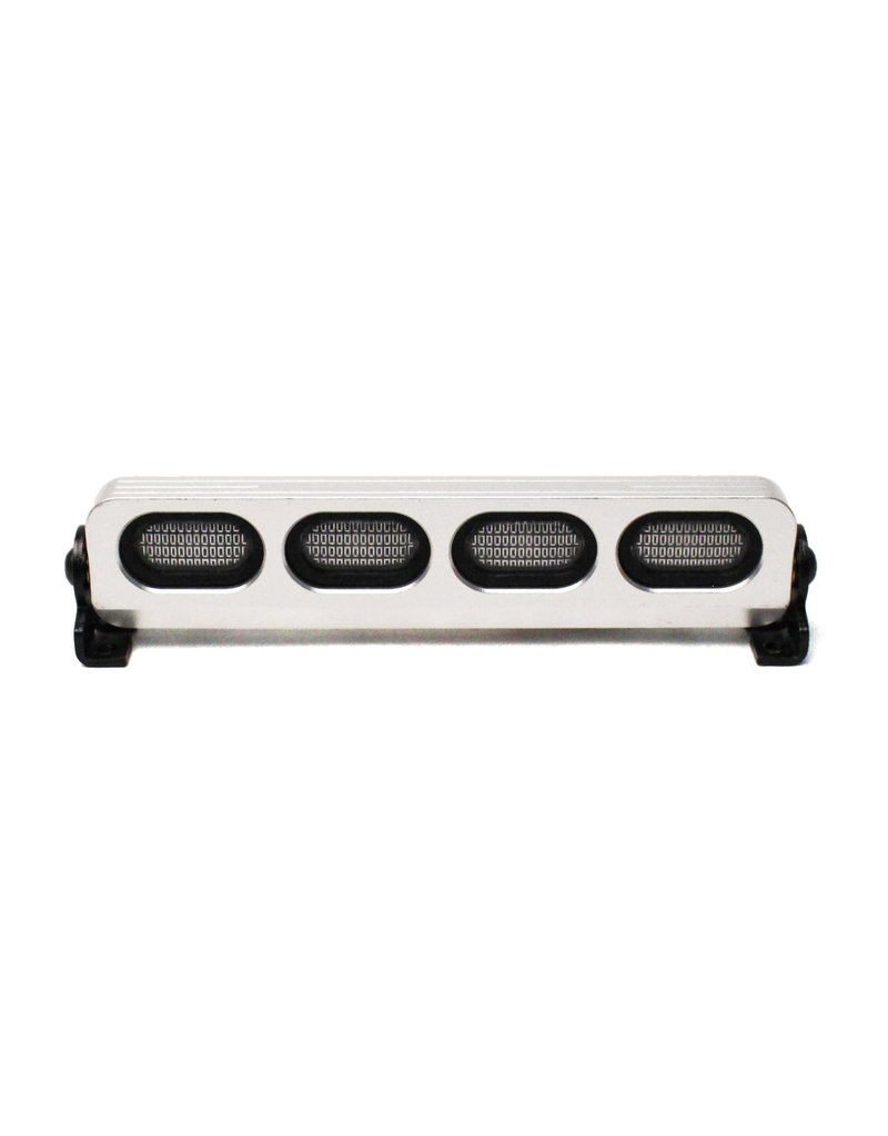 RACERS EDGE RCE3415 1/10 SCALER LED OVAL LIGHT BAR (100MM)