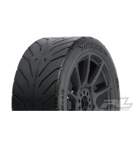 PROLINE RACING PRO9069-21 PRO-LINE AVENGER HP BELTED PRE-MOUNTED 1/8 BUGGY TIRES