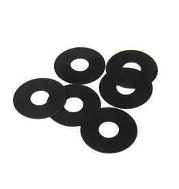 TEKNO RC TKR51458 DIFFERENTIAL SHIMS 6X17 6PCS