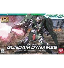 BANDAI BAN5059233 GN-002 HG GUNDAM DYNAMES 1/144