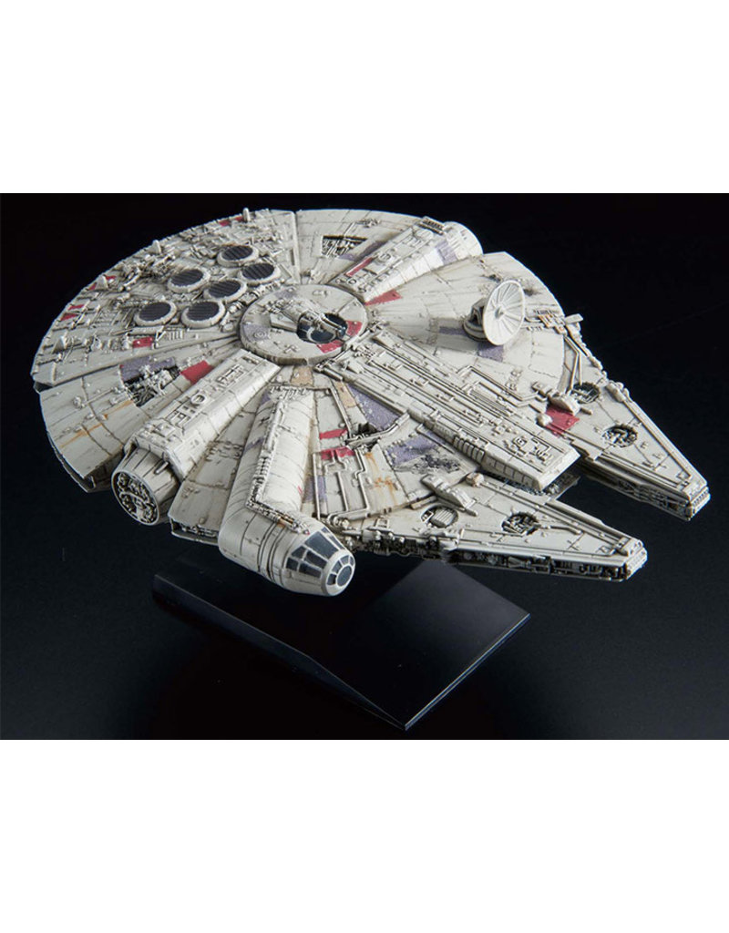 "BANDAI BAS5055704 0015 MILLENNIUM FALCON (EMPIRE STRIKES BACK VER.) ""STAR"