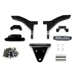 STRC SPTST6808BK 1/8TH SCALE E-BUGGY CONVERSION KIT SLASH 4X4 - BLACK