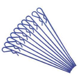 IMEX RCO4034 LARGE LONG BODY PIN (10): NAVY BLUE