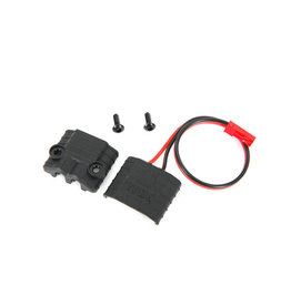 TRAXXAS TRA6541X CONNECTOR, POWER TAP (WITH CABLE) 2.6X8 BCS (2)
