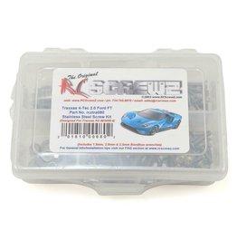 RC SCREWZ RCZTRA080 TRAXXAS 4-TEC 2.0 FORD GT STAINLESS STEEL SCREW KIT