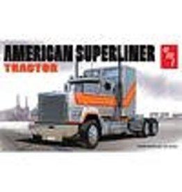 AMT AMT1235 AMERICAN SUPERLINER SEMI TRACTOR KIT