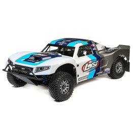 LOSI LOS05014V2T1 5IVE-T 2.0 V2: 1/5 4WD SCT GAS BND: GRY/BLU/WHT
