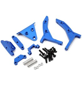 STRC SPTST6808B ST Racing Concepts Traxxas Slash 4x4 1/8th Scale E-Buggy Conversion Kit (BLUE)
