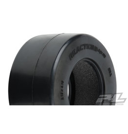 PROLINE RACING PRO10188203 REACTION + HP WIDE SC BELTED DRAG TIRE: (S3)
