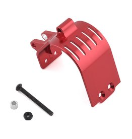 DRAG RACE CONCEPTS DRC-410-0001 DR10MOTOR GUARD RED