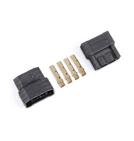 TRAXXAS TRA3070R CONNECTOR, 4S (MALE) (2) - FOR ESC USE ONLY