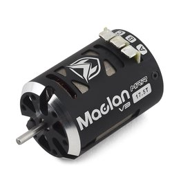 MACLAN RACING MCL1051 MRR V3 COMPETITION SENSORED MOTOR 17.5 TURN