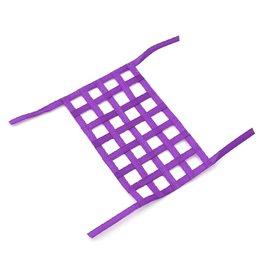 SIDEWAYS RC SDW-WNETL-PU SIDEWAYS RC SCALE DRIFT WINDOW NET (PURPLE) (LARGE)