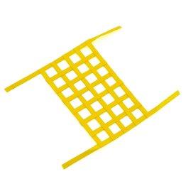 SIDEWAYS RC SDW-WNETL-YL SIDEWAYS RC SCALE DRIFT WINDOW NET (YELLOW) (LARGE)