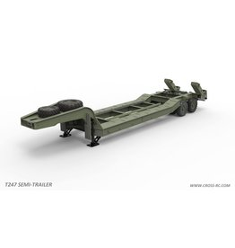 CROSS RC CZR90100034 T247 FLATBED TRAILER KIT
