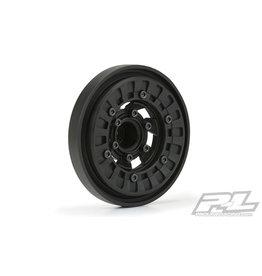 PROLINE RACING PRO278903 VICE CRUSHLOCKS 2.6 BLACK/BLACK
