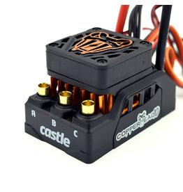 CASTLE CREATIONS CSE10016600 COPPERHEAD 1/10 16.8V WATERPROOF SENSORED ESC