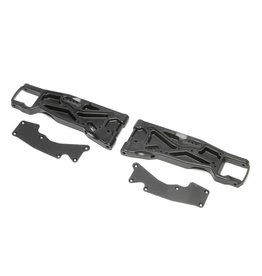 TLR TLR244069 FRONT ARMS, INSERTS (2) 8XT
