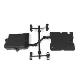 TEKNO RC TKR5065 ESC TRAY AND RADIO/BATTERY TRAY ACCESSORIES