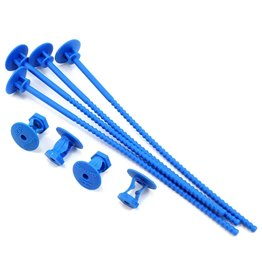 JCONCEPTS JCO2430-1 1/10 OFFROAD TIRE STICK (BLUE) (4)