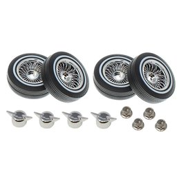 REDCAT RACING RER13882 WHEEL FOR THE 64