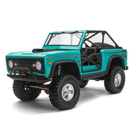 AXIAL AXI03014T1 SCX10 III EARLY FORD BRONCO 1/10 4WD RTR (BLUE)