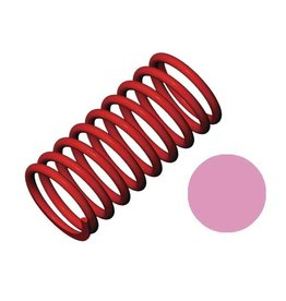 TRAXXAS TRA5443 SPRING, SHOCK RED (GTR) (5.4 RATE PINK) (1 PAIR)