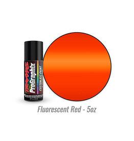 TRAXXAS TRA5067 FLUORESCENT RED (5OZ)