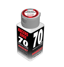 RACERS EDGE RCE3270 70 WEIGHT SHOCK OIL