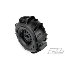 PROLINE RACING PRO1018910 DUMONT PADDLE 17MM FOR MOJAVE