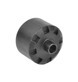 TEAM CORALLY COR00180-098 DIFFERENTIAL CASE (FRONT OR REAR) COMPOSITE - 1 PC: