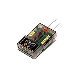 SPEKTRUM SPMAR8020T AR8020T 8 CHANNEL TELEMETRY RECEIVER