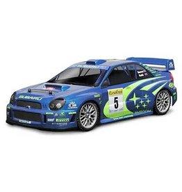 HPI RACING HPI7458 SUBARU IMPREZA WRC 2001 (200MM)