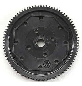 KIMBROUGH KIM313 87 TOOTH 48 PITCH SLIPPER GEAR FOR B6, SC10