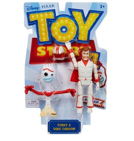 TOY STORY MAT GFM38/GDP65 PIXAR FORKY AND DUKE CABOOM