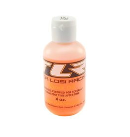 TLR TLR74024 SILICONE SHOCK OIL, 35WT, 420CST, 4OZ