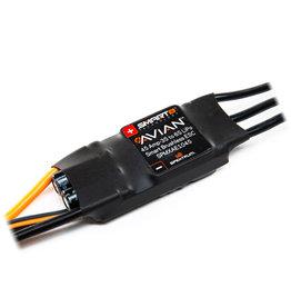 SPEKTRUM SPMXAE1045 AVIAN 45 AMP BRUSHLESS SMART ESC 3S-6S