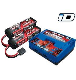 TRAXXAS TRA2990 LIPO PACK, DUAL ID, 11.1V 5000MAH
