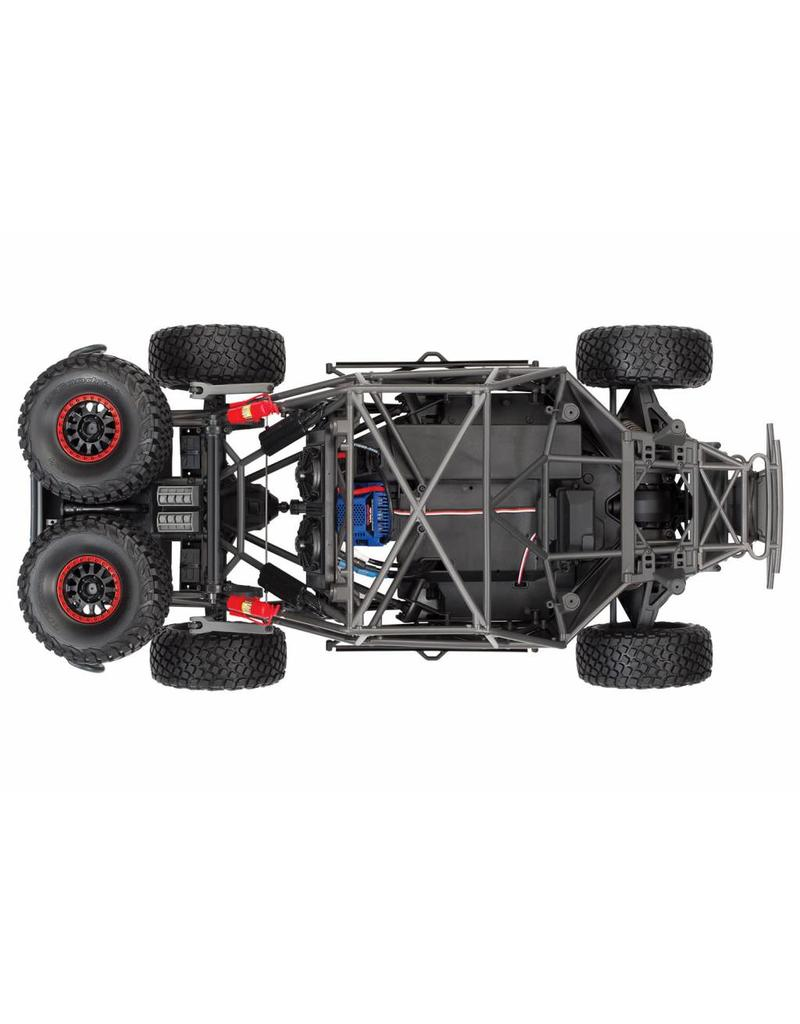 TRAXXAS TRA85076-4 UNLIMITED DESERT RACER: 4WD ELECTRIC RACE TRUCK WITH TQI  TRAXXAS LINK ENABLED 2 4GHZ RADIO SYSTEM