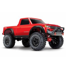 TRAXXAS TRA82024-4_RED TRX-4 SPORT:  4WD ELECTRIC TRUCK WITH TQ 2.4GHZ RADIO SYSTEM