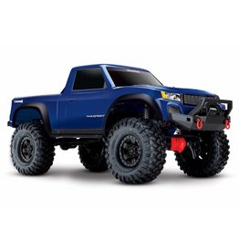TRAXXAS TRA82024-4_BLUE TRX-4 SPORT:  4WD ELECTRIC TRUCK WITH TQ 2.4GHZ RADIO SYSTEM