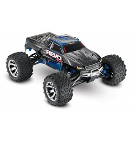 TRAXXAS TRA53097-3 REVO 3.3 BLUE:  1/10 SCALE 4WD NITRO-POWERED MONSTER TRUCK (WITH TELEMETRY SENSORS) WITH TQI 2.4GHZ RADIO SYSTEM, TRAXXAS LINK WIRELESS MODULE, AND TRAXXAS STABILITY MANAGEMENT (TSM)