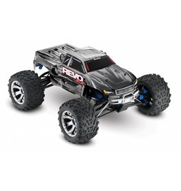 TRAXXAS TRA53097-3 REVO 3.3 SILVER:  1/10 SCALE 4WD NITRO-POWERED MONSTER TRUCK (WITH TELEMETRY SENSORS) WITH TQI 2.4GHZ RADIO SYSTEM, TRAXXAS LINK WIRELESS MODULE, AND TRAXXAS STABILITY MANAGEMENT (TSM)