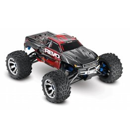 TRAXXAS TRA53097-3 REVO 3.3 RED:  1/10 SCALE 4WD NITRO-POWERED MONSTER TRUCK (WITH TELEMETRY SENSORS) WITH TQI 2.4GHZ RADIO SYSTEM, TRAXXAS LINK WIRELESS MODULE, AND TRAXXAS STABILITY MANAGEMENT (TSM)