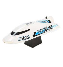 "PROBOAT PRB08031T2 JET JAM 12"" POOL RACER RTR: WHITE"