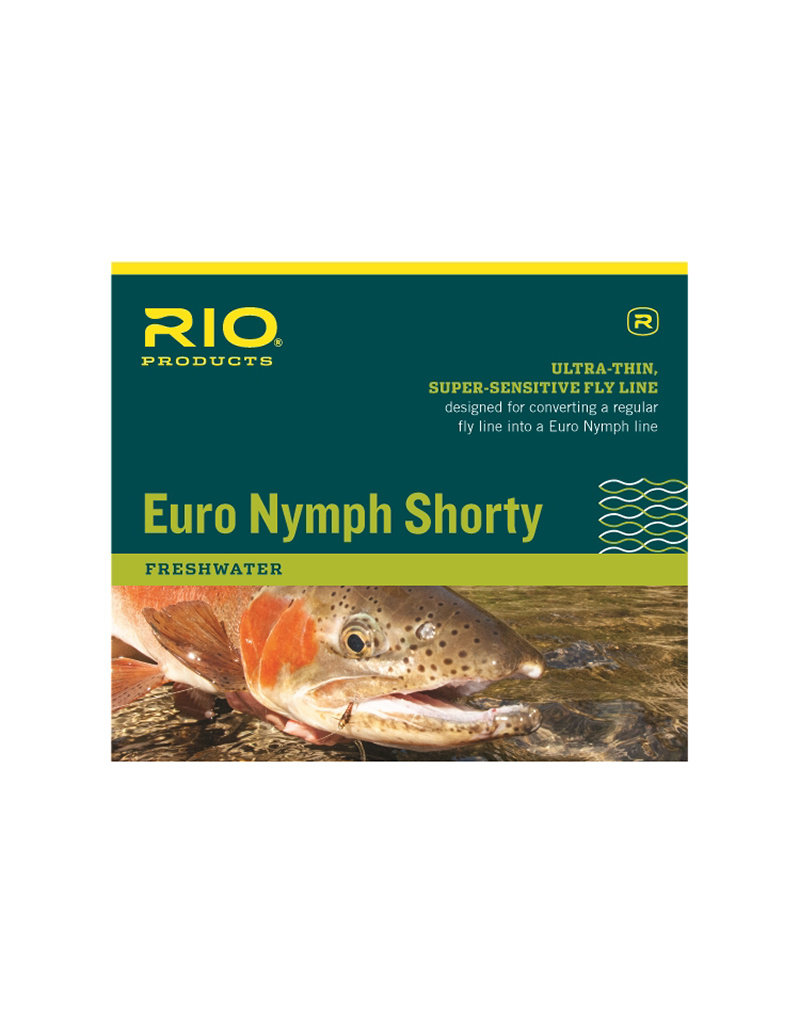 RIO Products Euro Nymph Shorty